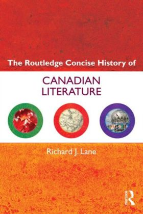 Routledge Concise History of Canadian Literature