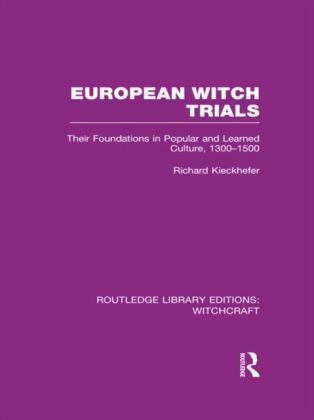 European Witch Trials (RLE Witchcraft)
