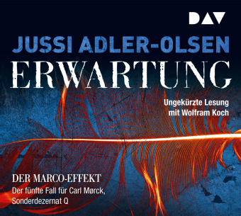 Erwartung, 8 Audio-CDs