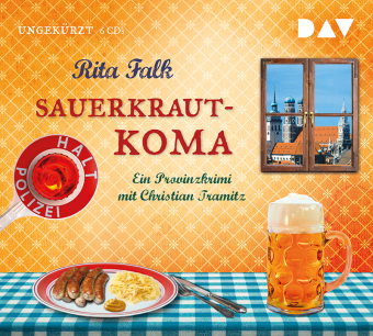 Sauerkrautkoma, 6 Audio-CDs