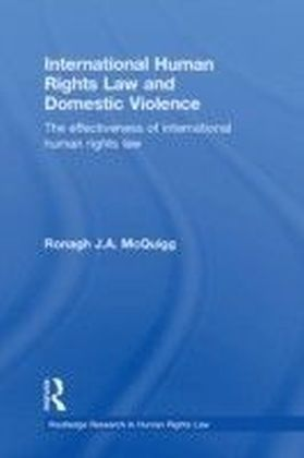 International Human Rights Law and Domestic Violence