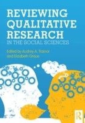 Qualitative Methods in the Social and Behavioral Sciences