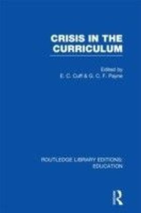 Crisis in the Curriculum (RLE Edu B)