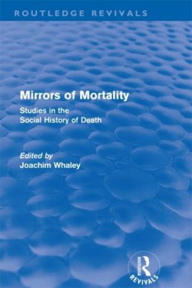 Mirrors of Mortality (Routledge Revivals)