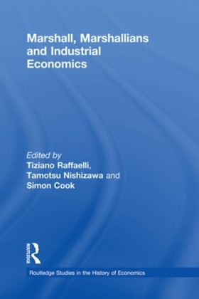 Marshall, Marshallians and Industrial Economics