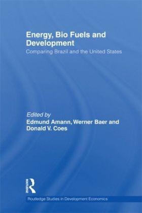 Energy, Bio Fuels and Development