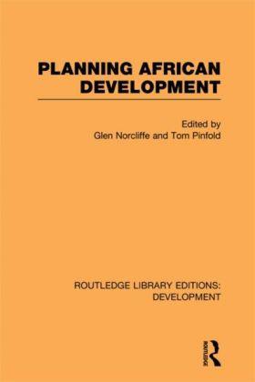 Planning African Development