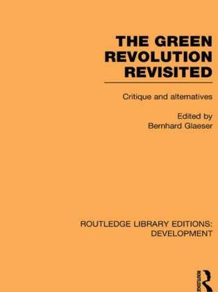 Green Revolution Revisited