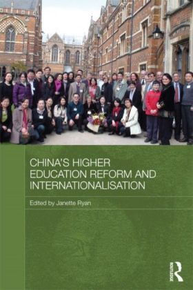 China's Higher Education Reform and Internationalisation