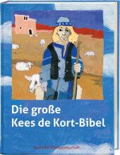 Die große Kees de Kort-Bibel, m. Audio-CD Cover