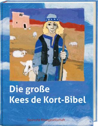 Die große Kees de Kort-Bibel, m. Audio-CD