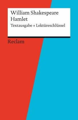 Textausgabe + Lektüreschlüssel. William Shakespeare: Hamlet