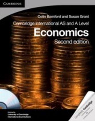Cambridge International AS Level and A Level Economics Coursebook