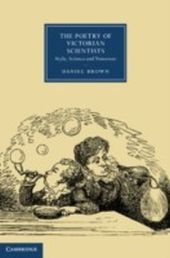 Poetry of Victorian Scientists