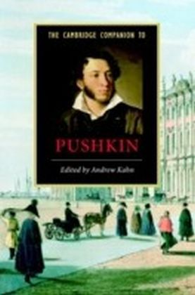 Cambridge Companion to Pushkin