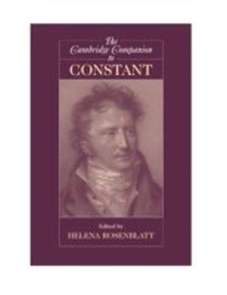 Cambridge Companion to Constant
