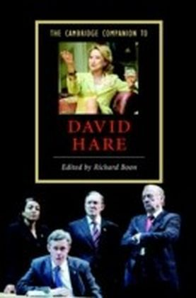 Cambridge Companion to David Hare