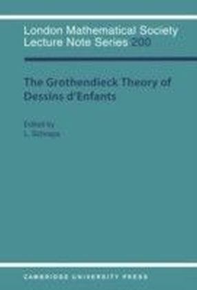 Grothendieck Theory of Dessins d'Enfants