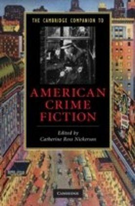 Cambridge Companion to American Crime Fiction
