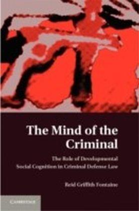 Mind of the Criminal