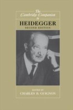 Cambridge Companion to Heidegger