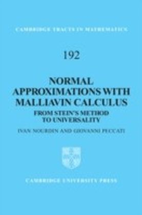 Normal Approximations with Malliavin Calculus
