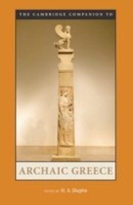 Cambridge Companion to Archaic Greece