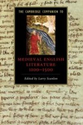 Cambridge Companion to Medieval English Literature 1100-1500