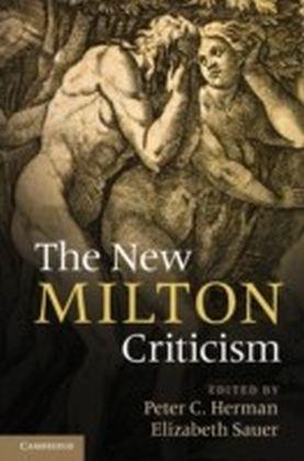 New Milton Criticism