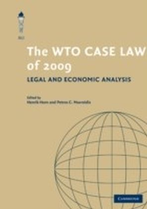 WTO Case Law of 2009