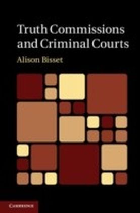 Truth Commissions and Criminal Courts