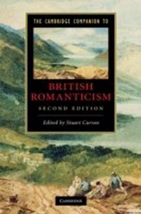 Cambridge Companion to British Romanticism