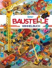 Baustelle Wimmelbuch Cover