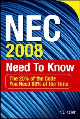 NEC- 2008 Need to Know