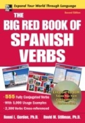 Big Red Book of Spanish Verbs w. CD-ROM, Second Edition