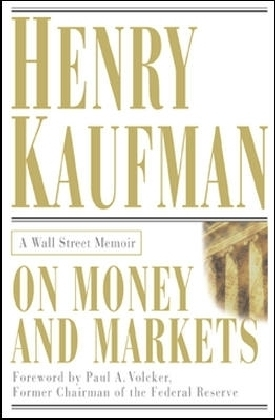 On Money and Markets