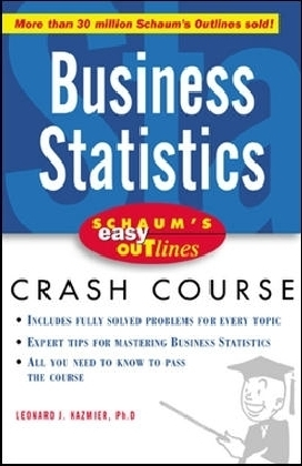 Schaum's Easy Outline of Busines Statistics