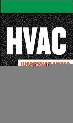 HVAC Inspection Notes