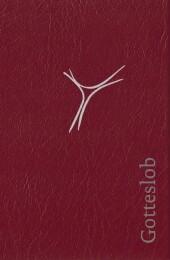 Gotteslob, Ausgabe für die Diözese Würzburg, Cabra weinrot Cover