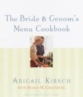 Bride & Groom's Menu Cookbook