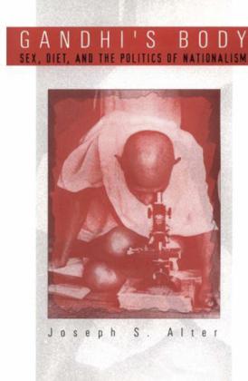 Gandhi's Body
