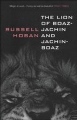 Lion of Boaz-Jachin and Jachin-Boaz