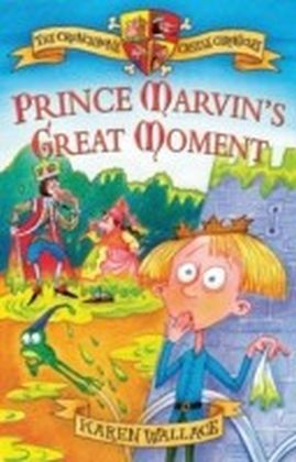 Prince Marvin's Great Moment
