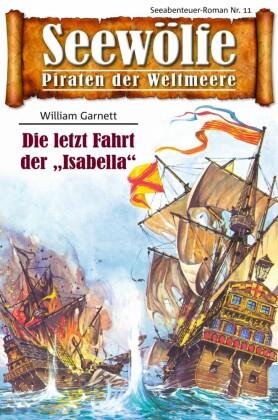 Seewölfe - Piraten der Weltmeere 11