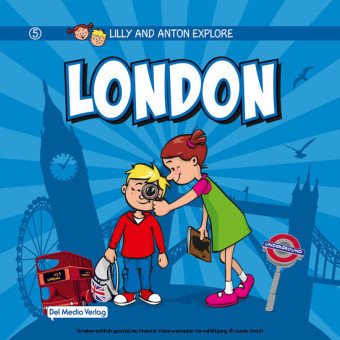 Lilly and Anton explore London