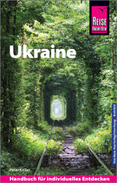 Reise Know-How Reiseführer Ukraine Cover