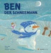 Ben der Schneemann Cover