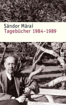 Tagebücher 1984-1989