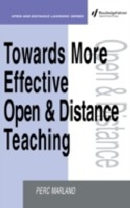 Towards More Effective Open and Distance Learning Teaching