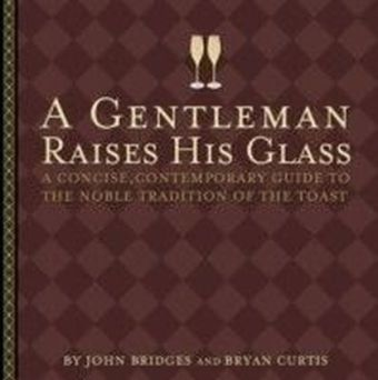 Gentleman Raises His Glass